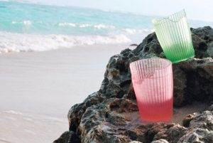 可食用海藻杯
