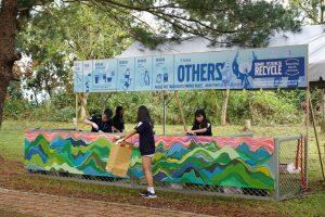 川貝母插畫回收袋及回收區