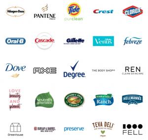 目前有 25 個品牌參與 Loop 的合作計畫。(來源: Loop )